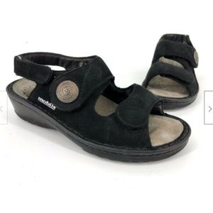 Mephisto Mobils Air Relaxed Strappy Comfort Sandal